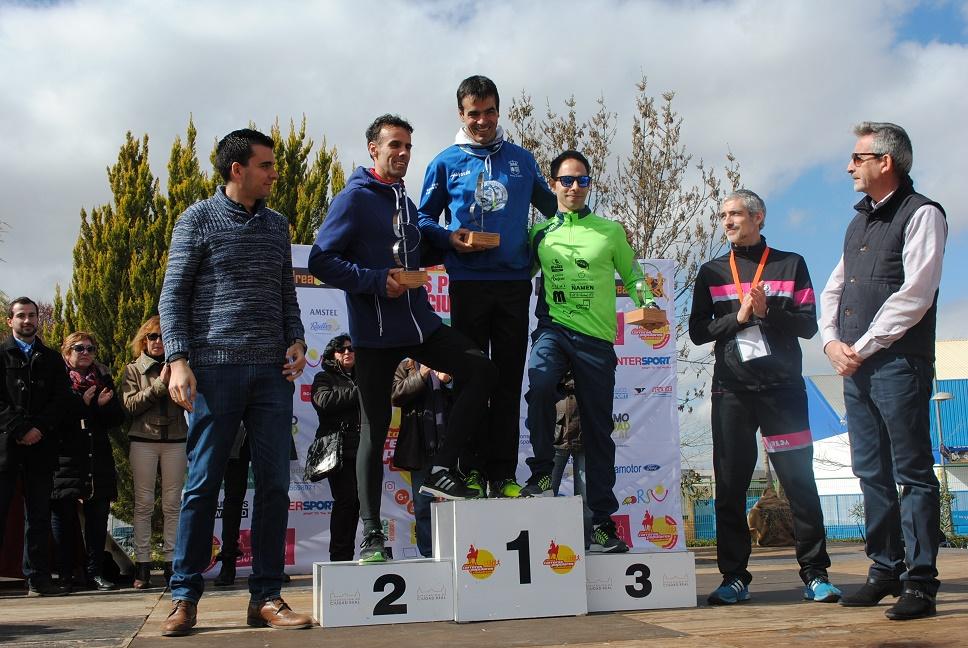 La XXII Media Maratón de Valdepeñas bate su récord con 1.652 corredores de 149 localidades de España