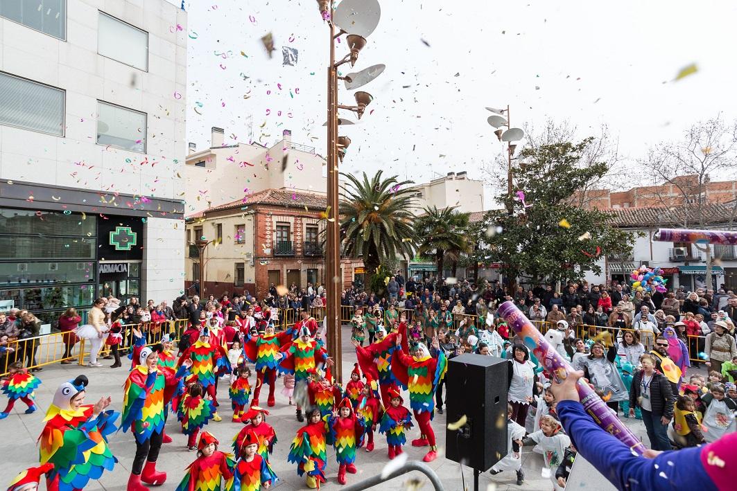 Murguitas del Carnaval Infantil