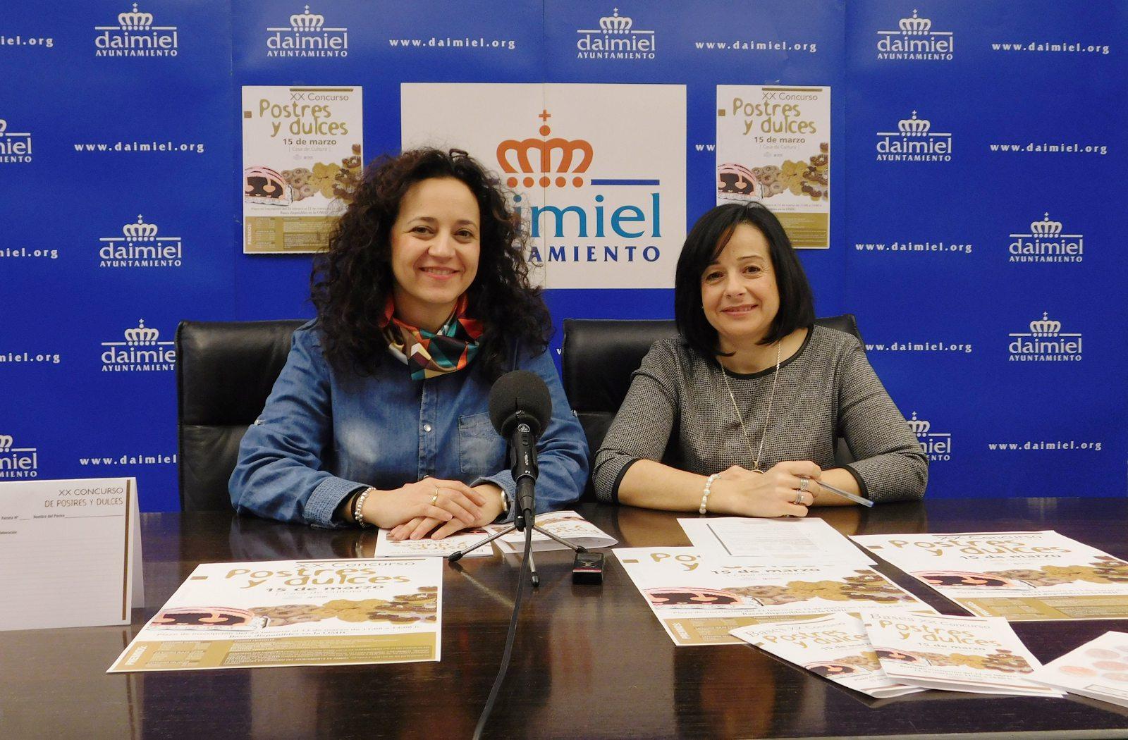 El Concurso de Postres de la OMIC de Daimiel cumple veinte años