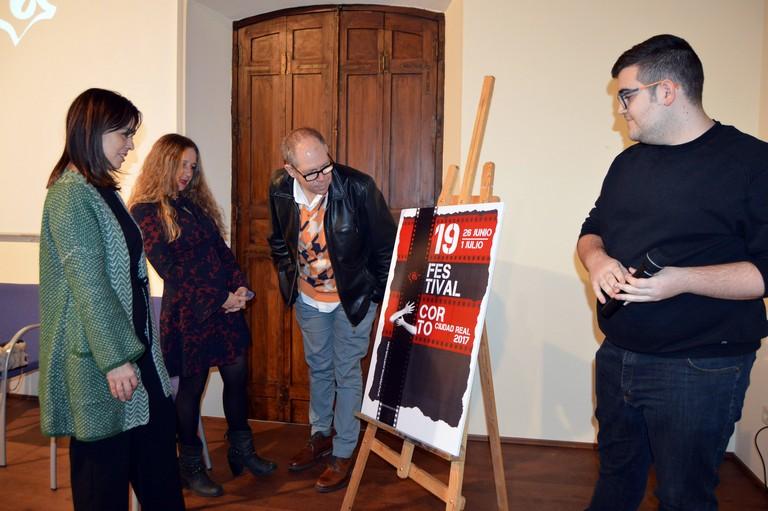 La actriz Raquel Pérez es la madrina del 19º FESTIVAL CORTO Ciudad Real