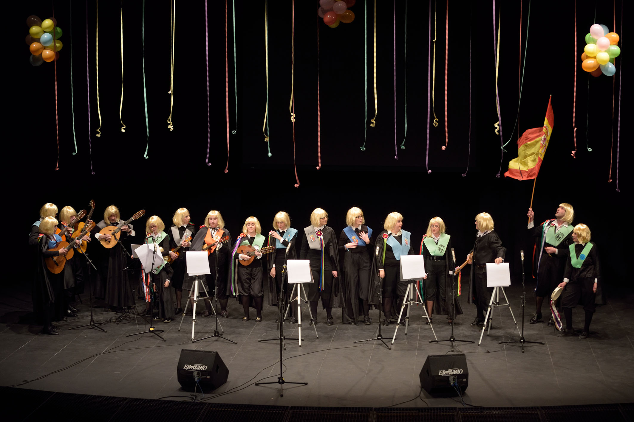 El pregón de Armando Serrano López inauguró el Carnaval 2017 de Argamasilla de Alba