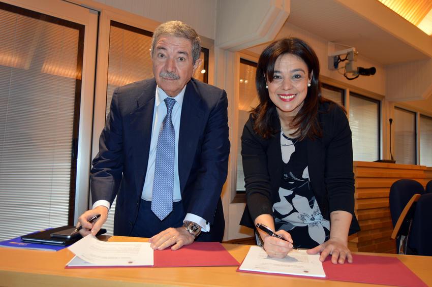 CRIA y Ayuntamiento de Ciudad Real colaborarán en garantizar la seguridad aérea en el Aeropuerto