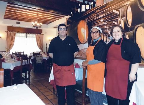 Restaurante Las Vasijas de Alcázar