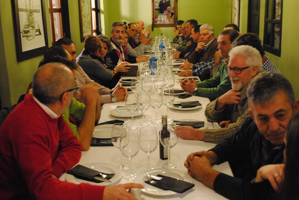 Jesús Martín propone a los agricultores crear conjuntamente una Unidad de Rural de Vigilancia
