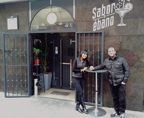 Restaurante-coctelería Sabor a Ébano
