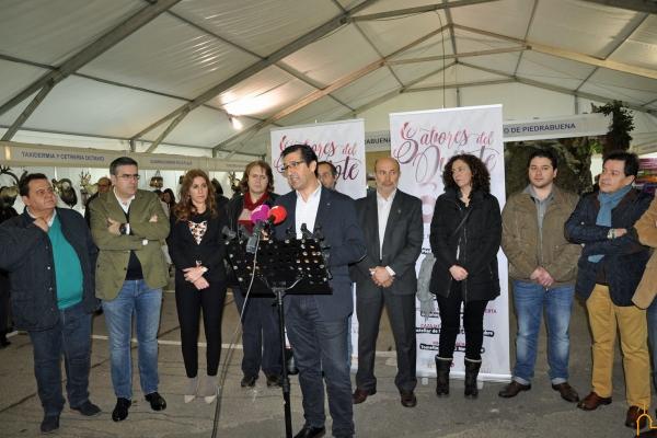 """Piedrabuena acoge con gran éxito la iniciativa turística de la Diputación """"Los Sabores del Quijote"""""""