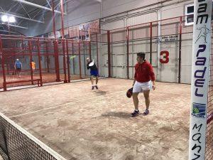 Torneo de pádel TP WEEKEND 03