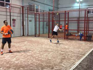 Torneo de pádel TP WEEKEND 04