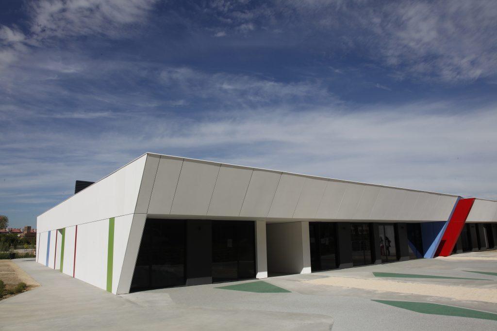 Las obras del Colegio Miguel de Cervantes, de Getafe, podrían iniciarse de inmediato