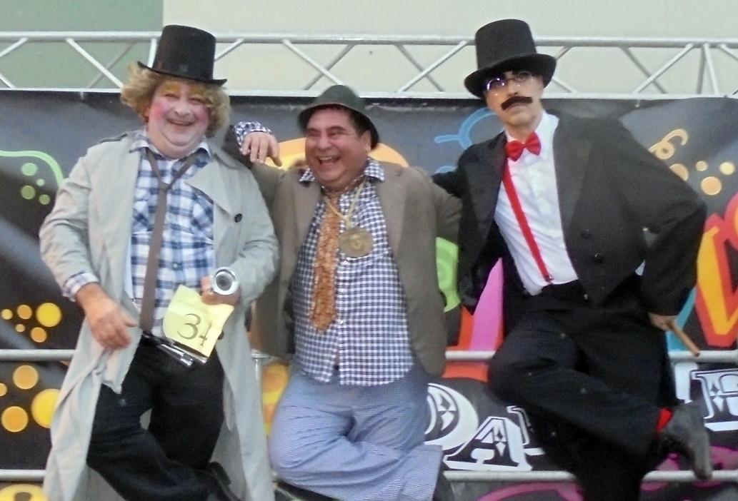 Juan Ángel García-Muñoz será la Mascara Guarrona 2017 del Carnaval en Daimie