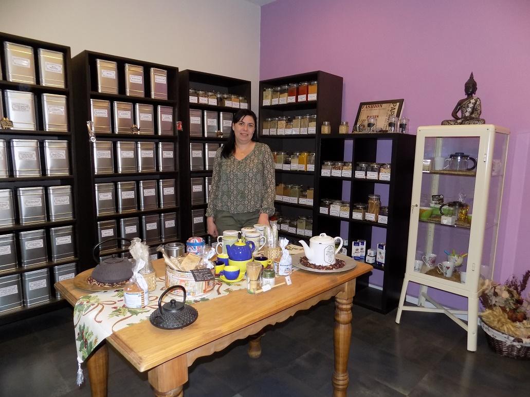 AmarTé, un año con variedad de tés e infusiones