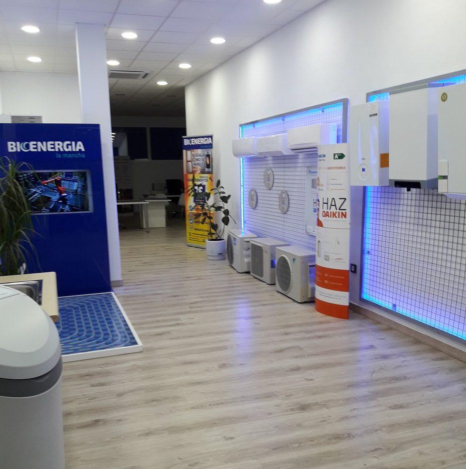 Bioenergía La Mancha de Campo Criptana te ofrece hasta un 30% de descuento en climatización y otros productos