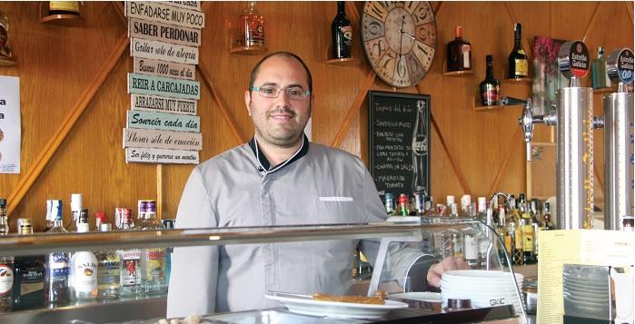 """Cafetería """"Merendero Santa María"""""""