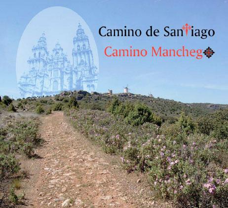 Consulte/ Descargue la guía Práctica del Camino de Santiago Manchego; uno de los tramos discurre por Peralvillo