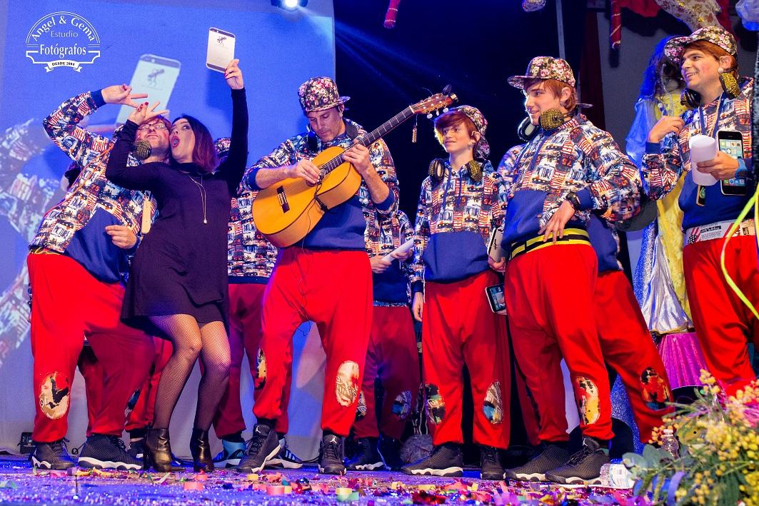 Carnaval de Herencia de interés para toda España