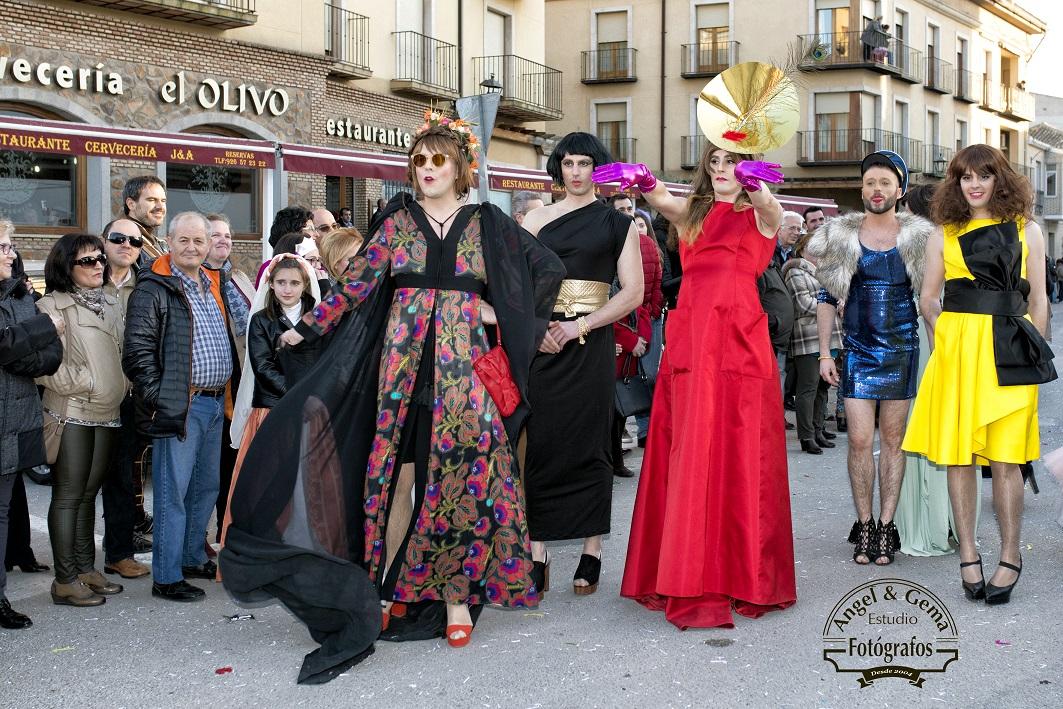 Carnaval de Herencia, sábado / Foto: Angel y Gema Fotografos de Boda