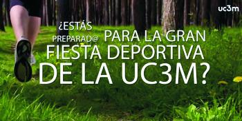 2.300 atletas participarán en la XIX Carrera Popular Intercampus de la Universidad Carlos III de Madrid