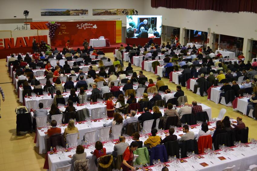 Éxito de público en Daimiel para la primera cata de La Cultura del Vino
