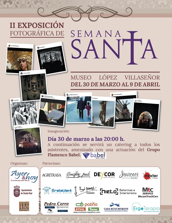 La revista Ayer&hoy organiza la II Exposición de fotografías en Instagram sobre la Semana Santa de la provincia
