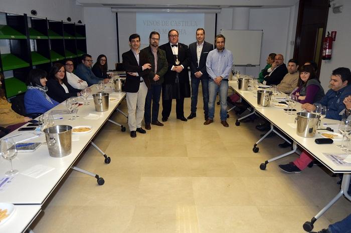 El Curso Superior de Sumilleres inicia sus clases apostando por la calidad y la profesionalización en un sector estratégico