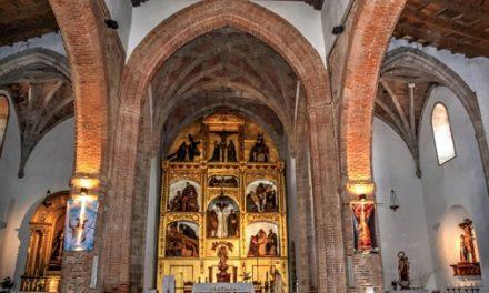 Iglesia de San Juan Bautista y Santo Domingo de Silos, Chillón
