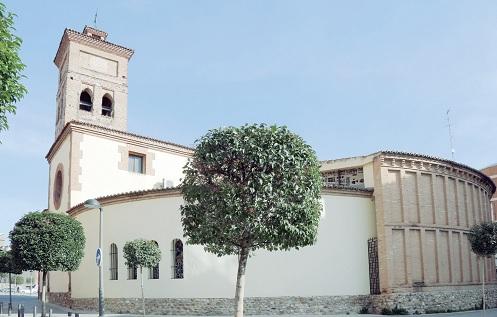 Iglesia de Nuestra Señora de la Asunción, de Móstoles