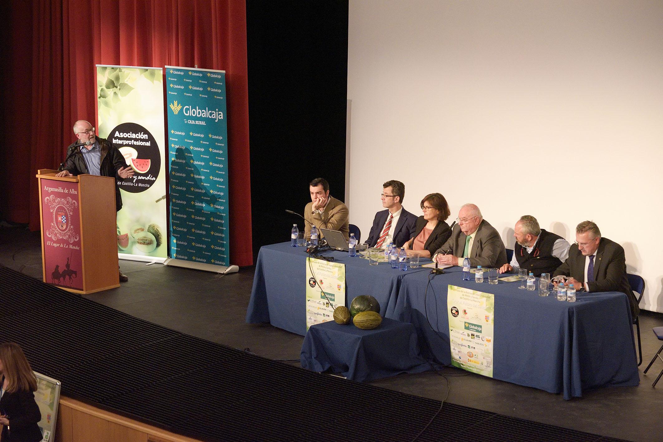 Argamasilla de Alba acoge la III Jornada Técnica de la Interprofesional del Melón y la Sandía de CLM