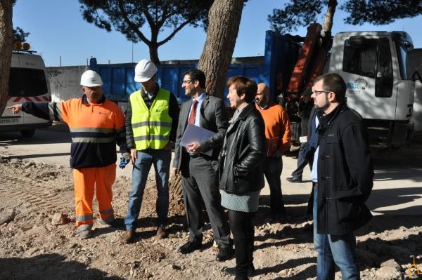Alcázar recibirá inversiones de la Diputación por más de 1'5 millones de euros en 2017