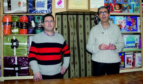 """""""Melquiades"""". Más de 100 años de """"Tejidos Peña Confecciones"""" de Daimiel"""