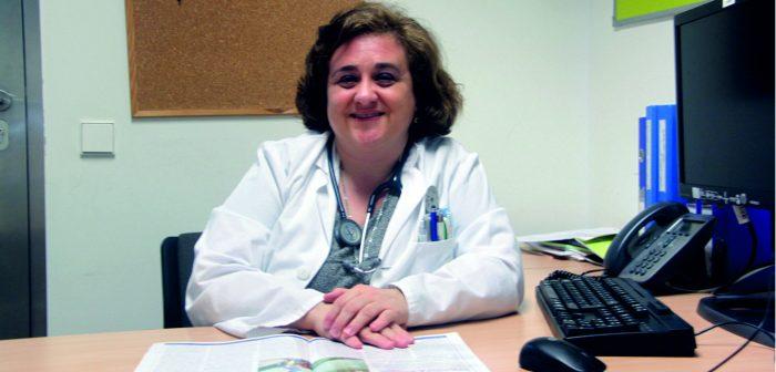 Nuria Fernández Martínez. Jefa de Servicio de Geriatría del Hospital General de Ciudad Real