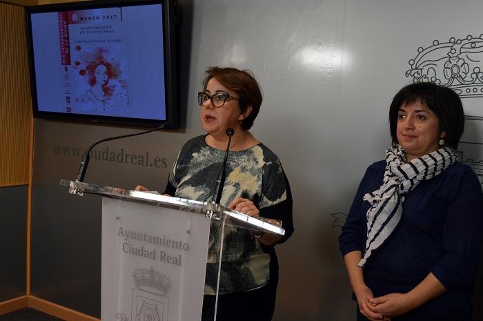 El Ayuntamiento de Ciudad Real organiza una docena de actos para conmemorar el 8 de marzo Día Internacional de la Mujer