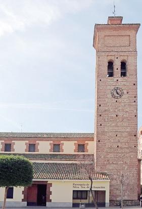 Torre Mudéjar de la Iglesia de Móstoles