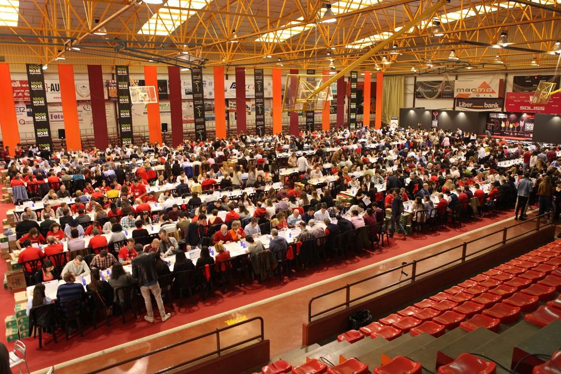 1.000 catadores eligieron un año más los mejores vinos de Castilla La Mancha en el VIII Concurso Regional de Vinos
