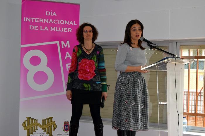"""La alcaldesa de Ciudad Real clausura el I Maratón """"Por una Educación en Igualdad"""""""