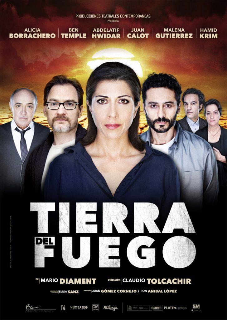 'Tierra del Fuego' y 'Aladín' harán las delicias de mayores y pequeños en el Teatro Federico García Lorca