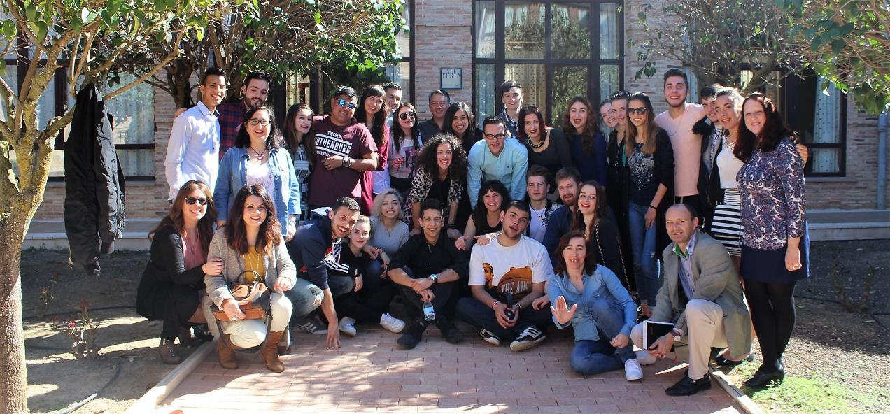 El Área de Juventud de Manzanares transmite sus experiencias a técnicos de otros países