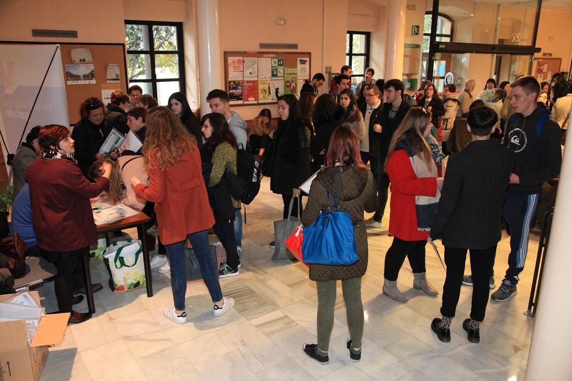 Más de 250 personas participaron en la VIII Jornada de Voluntariado en la UC3M