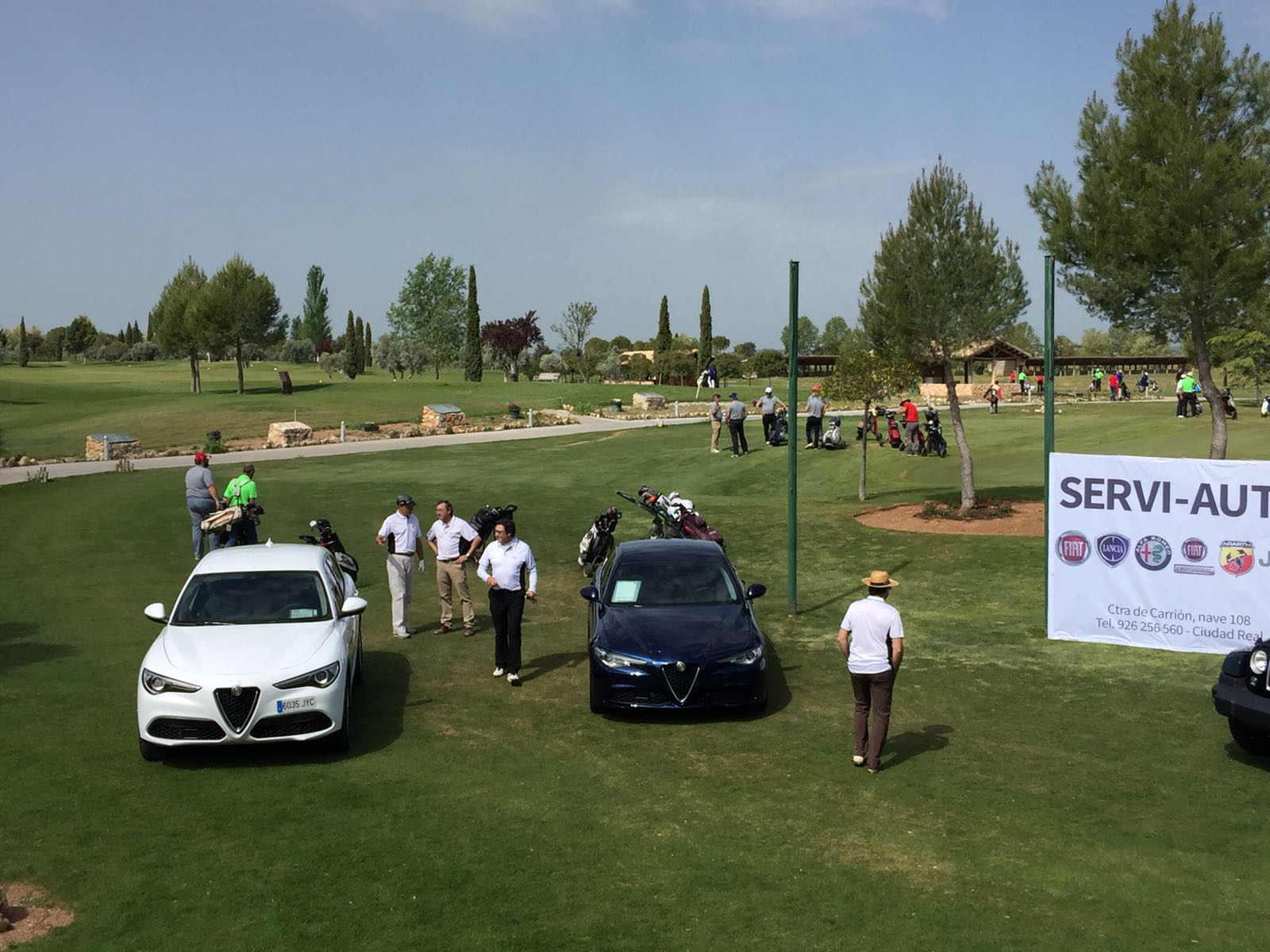 Serviauto - Torneo de Golf en Ciudad Real
