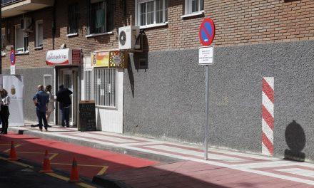 Getafe habilita seis plazas de aparcamiento gratuito para clientes de la galería comercial Lope de Vega