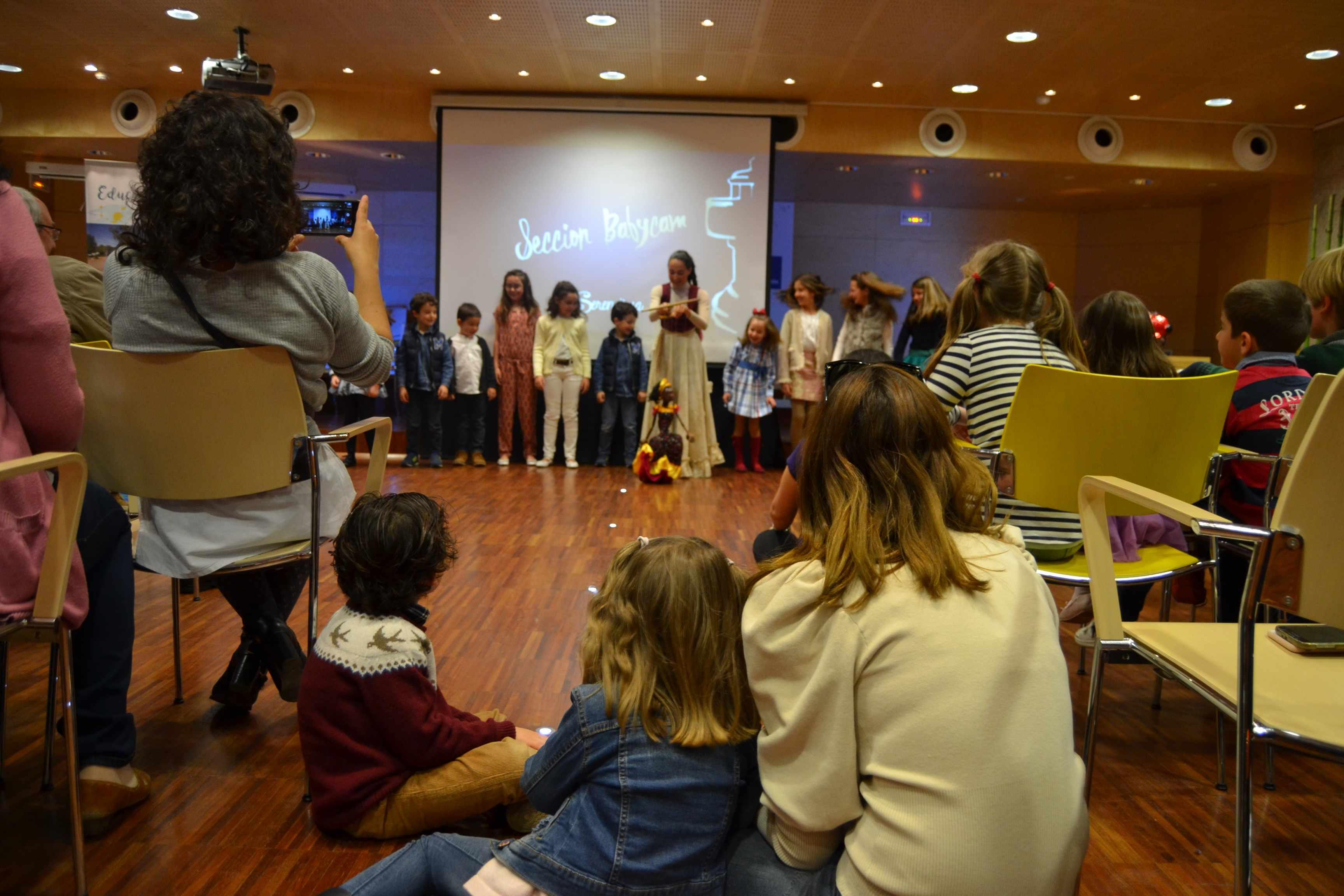 Fantasía, valores y compromiso social en las tres películas proyectadas en el Babycam