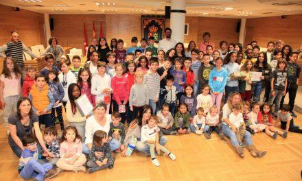 1000 niños y niñas han participado en el certamen de 'Cuentos colectivos interculturales' que organiza el Ayuntamiento de Getafe
