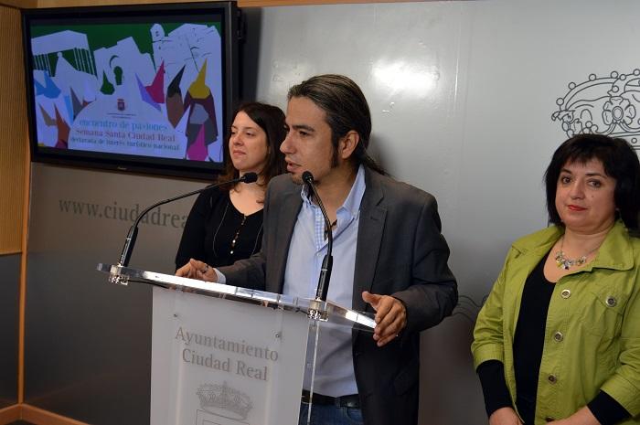 """Ciudad Real edita 6.000 ejemplares de la guía """"Encuentro de Pasiones"""" para la Semana Santa"""