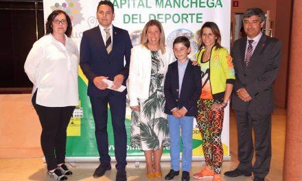 Tomelloso celebra una vibrante Gala del Deporte en torno al dance-fitness