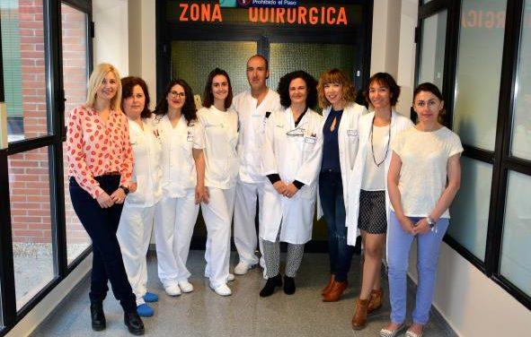 El Hospital Mancha Centro, pionero en la elaboración de protocolos en cirugía ginecológica para mejorar la recuperación de las pacientes