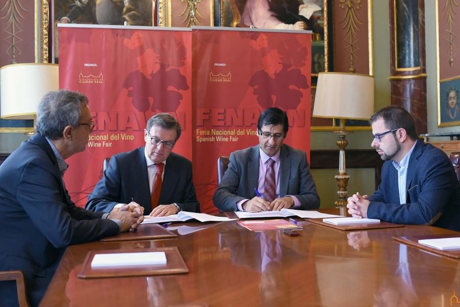 La UCLM participará en FENAVIN 2017 con un stand y varias actividades