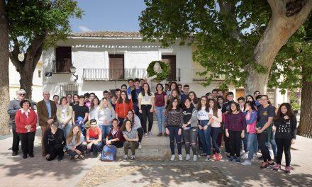 Los Académicos de la Argamasilla homenajean a Cervantes con la lectura de los sonetos y epitafios