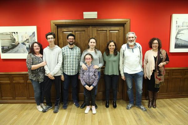 Una alumna de Getafe gana la XII Olimpiada Española de Biología