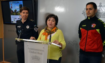 Hasta 200 duatletas podrían participar en el II Duatlón Urbano por las calles de Ciudad Real