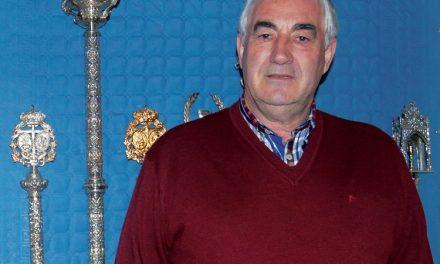Pedro Martínez Díaz. Hermano Mayor de la Hermandad de la Oración en el Huerto de Ciudad Real