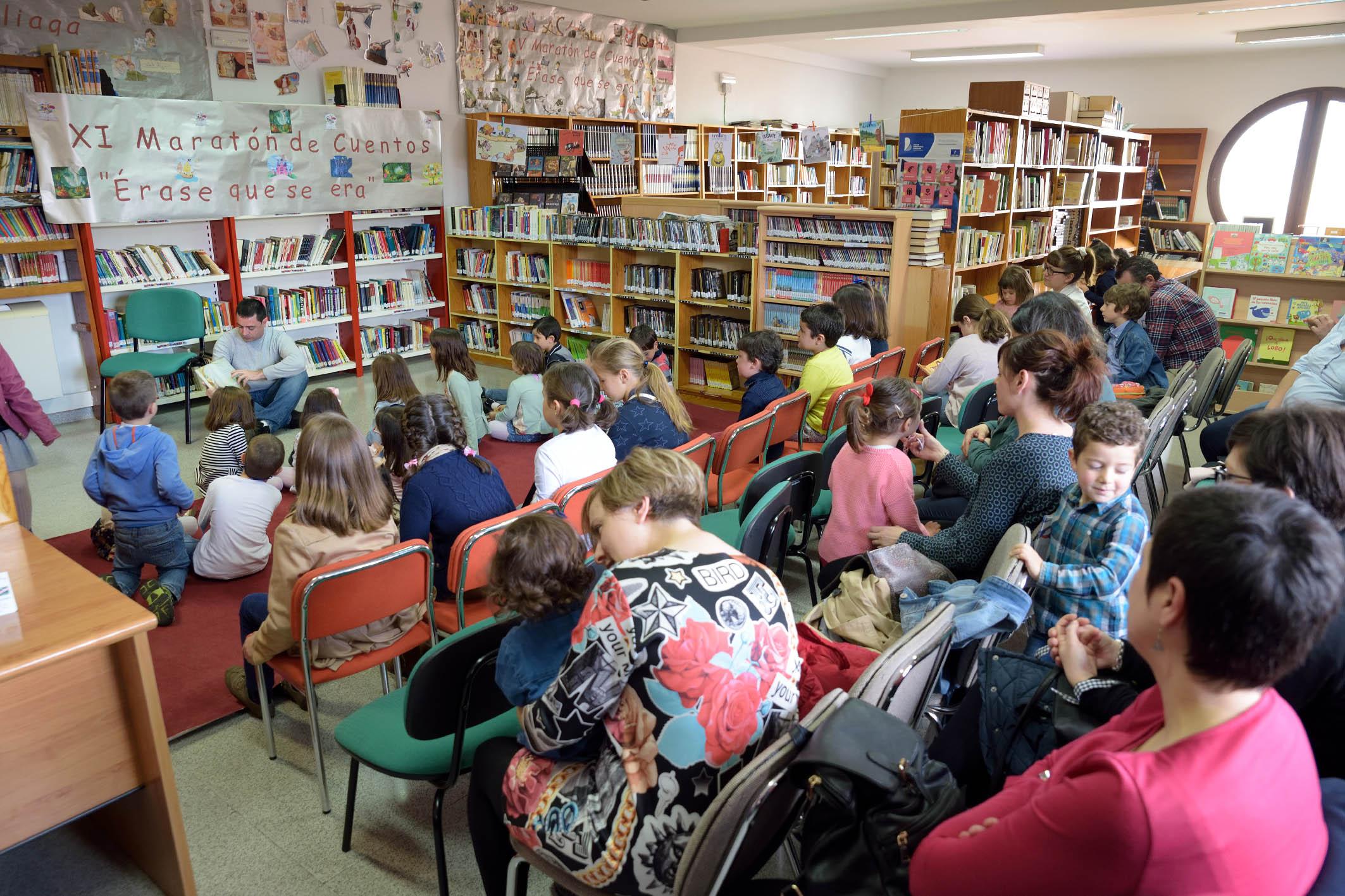 El XI Cuentacuentos 'Erase que se era' abre el mes más literario del año en Argamasilla de Alba